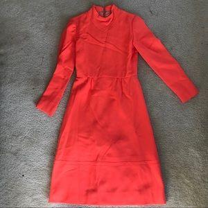Vintage Saks Fifth Avenue Prairie Dress